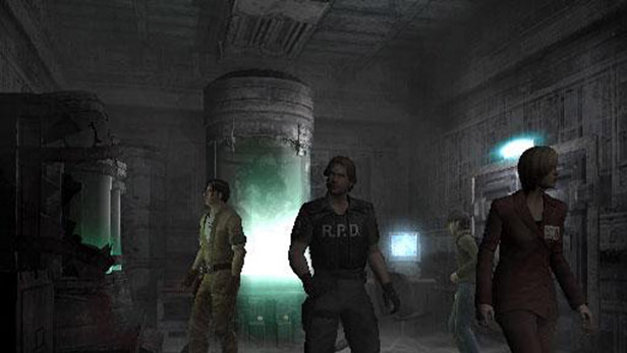 Resident Evil: Outbreak Screenshot 94