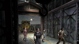Resident Evil: Outbreak Screenshot 98