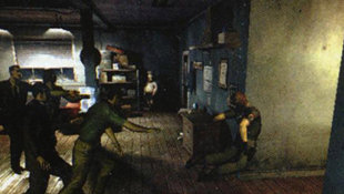 Resident Evil: Outbreak Screenshot 105