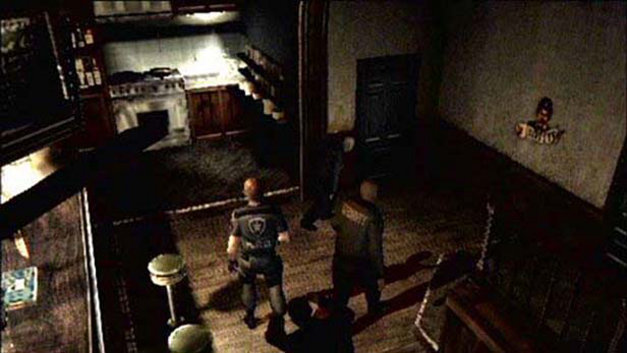 Resident Evil: Outbreak Screenshot 106