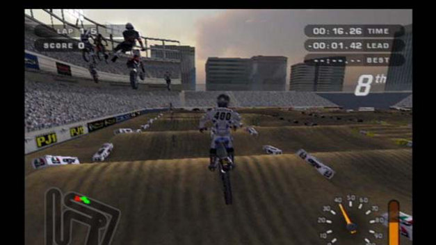 MX Unleashed Screenshot 1