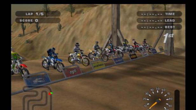 MX Unleashed Screenshot 46