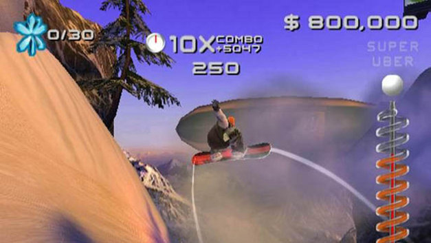 SSX 3 Screenshot 1