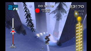 SSX 3 Screenshot 11