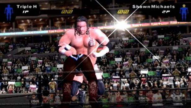 WWE SmackDown! Here Comes the Pain Screenshot 4
