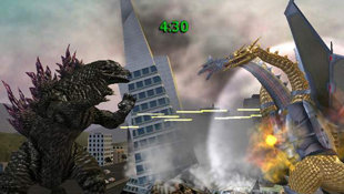 Godzilla: Save the Earth Screenshot 2