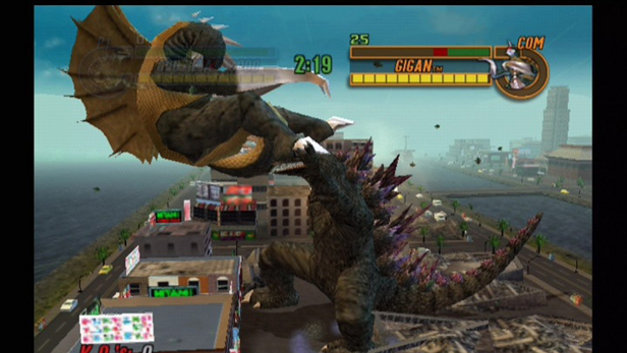 Godzilla: Save the Earth Screenshot 4