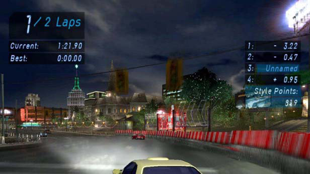 Need for Speed Underground Game | PS2 - PlayStation