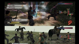 Dynasty Warriors 4: Xtreme Legends Screenshot 2