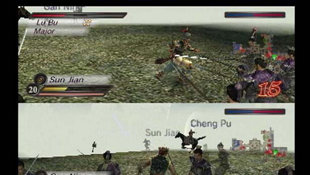 Dynasty Warriors 4: Xtreme Legends Screenshot 3