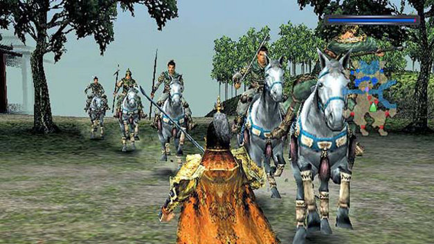 Dynasty Warriors 4: Xtreme Legends Screenshot 4