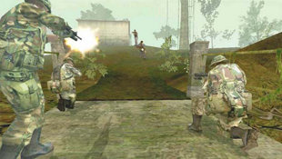 Tom Clancy's Ghost Recon: Jungle Storm Screenshot 2