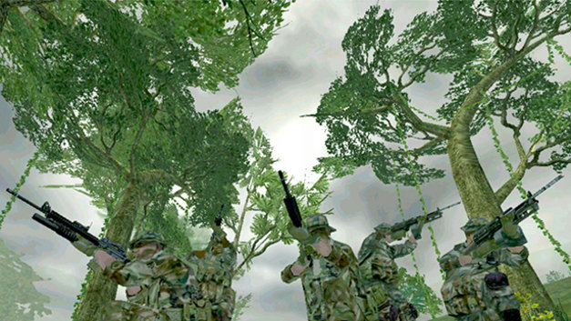 Tom Clancy's Ghost Recon: Jungle Storm Screenshot 10