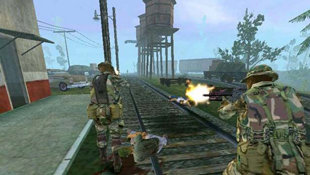 Tom Clancy's Ghost Recon: Jungle Storm Screenshot 20
