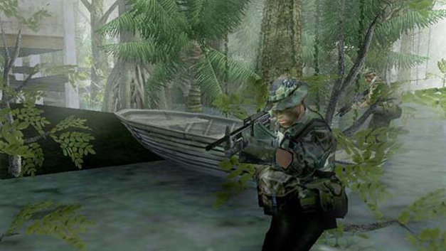 Tom Clancy's Ghost Recon: Jungle Storm Screenshot 22