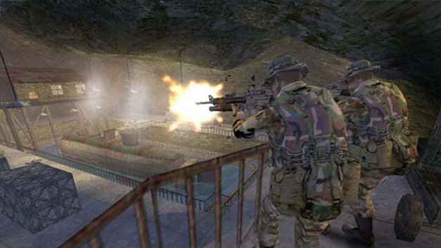 Tom Clancy's Ghost Recon: Jungle Storm Screenshot 28