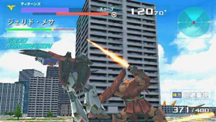 Mobile Suit Gundam: Gundam vs. Zeta Gundam Screenshot 5
