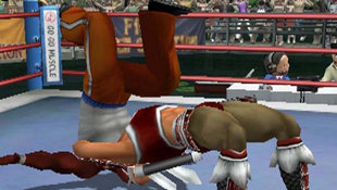 Galactic Wrestling: Featuring Ultimate Muscle Screenshot 2