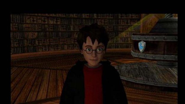 Harry Potter and the Sorcerer's Stone Screenshot 1
