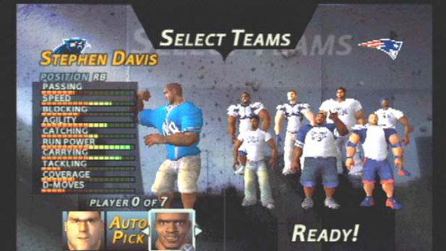 NFL Street Screenshot 10