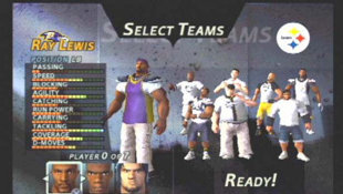 NFL Street Screenshot 11