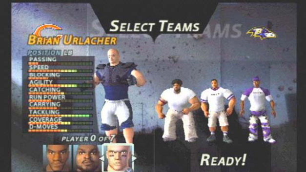 NFL Street Screenshot 25
