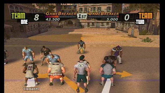 NFL Street Screenshot 37