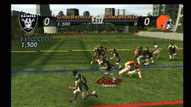 NFL Street Screenshot 46