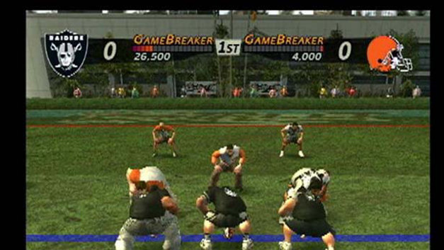 NFL Street Screenshot 52