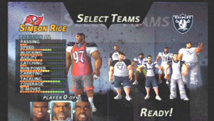 NFL Street Screenshot 6