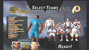 NFL Street Screenshot 9