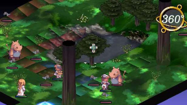 La Pucelle: Tactics Screenshot 19