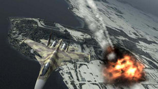 Ace Combat 5: The Unsung War Screenshot 5