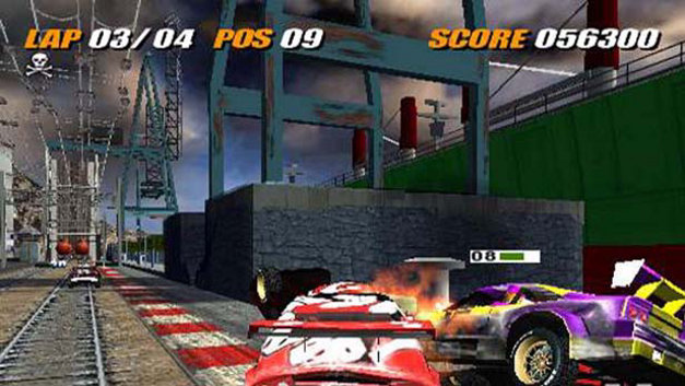 DESTRUCTION DERBY® ARENAS™ Screenshot 1