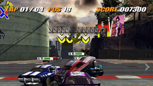 DESTRUCTION DERBY® ARENAS™ Screenshot 2
