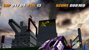 DESTRUCTION DERBY® ARENAS™ Screenshot 3