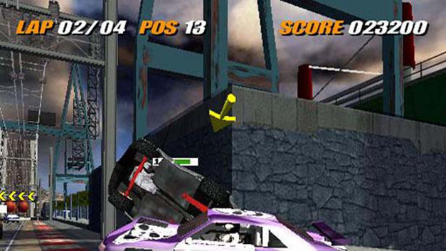 DESTRUCTION DERBY® ARENAS™ Screenshot 4
