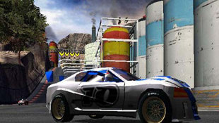 DESTRUCTION DERBY® ARENAS™ Screenshot 6