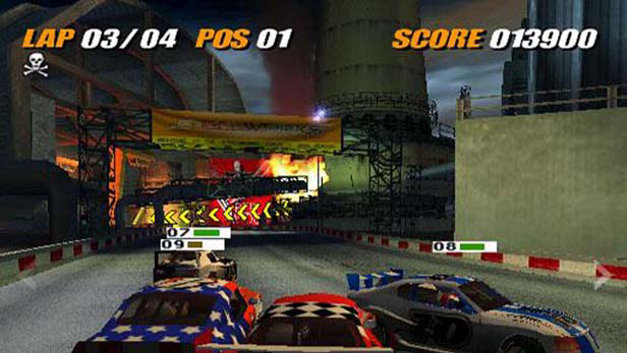 DESTRUCTION DERBY® ARENAS™ Screenshot 10