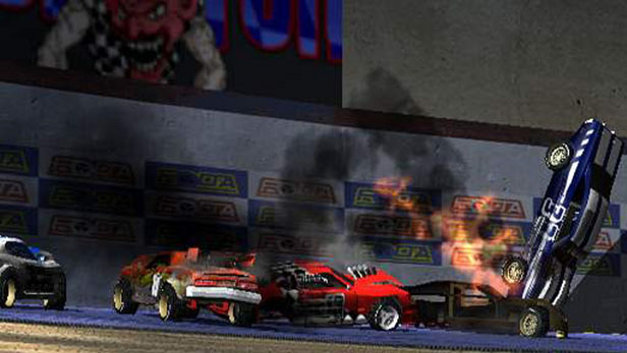 DESTRUCTION DERBY® ARENAS™ Screenshot 16