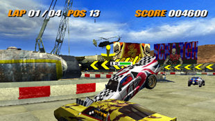 DESTRUCTION DERBY® ARENAS™ Screenshot 21