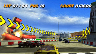 DESTRUCTION DERBY® ARENAS™ Screenshot 23