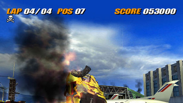DESTRUCTION DERBY® ARENAS™ Screenshot 25