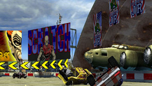 DESTRUCTION DERBY® ARENAS™ Screenshot 27