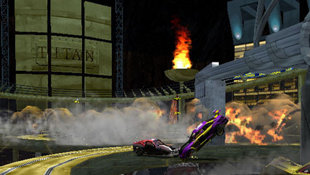 DESTRUCTION DERBY® ARENAS™ Screenshot 44
