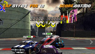 DESTRUCTION DERBY® ARENAS™ Screenshot 63