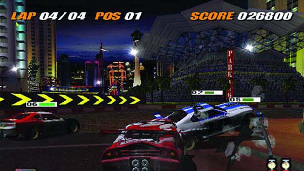 DESTRUCTION DERBY® ARENAS™ Screenshot 70