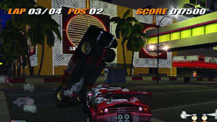 DESTRUCTION DERBY® ARENAS™ Screenshot 72