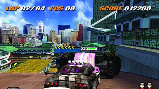 DESTRUCTION DERBY® ARENAS™ Screenshot 73