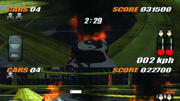 DESTRUCTION DERBY® ARENAS™ Screenshot 82